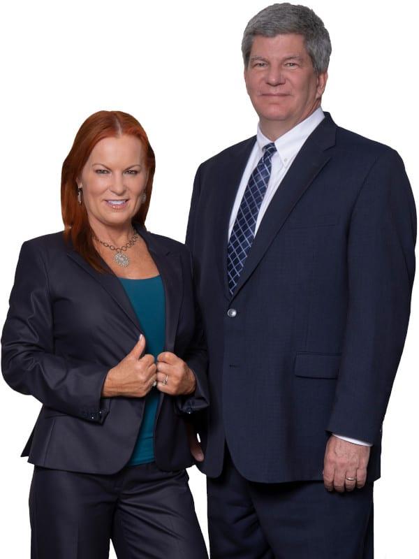Tammy Medler and John Medler
